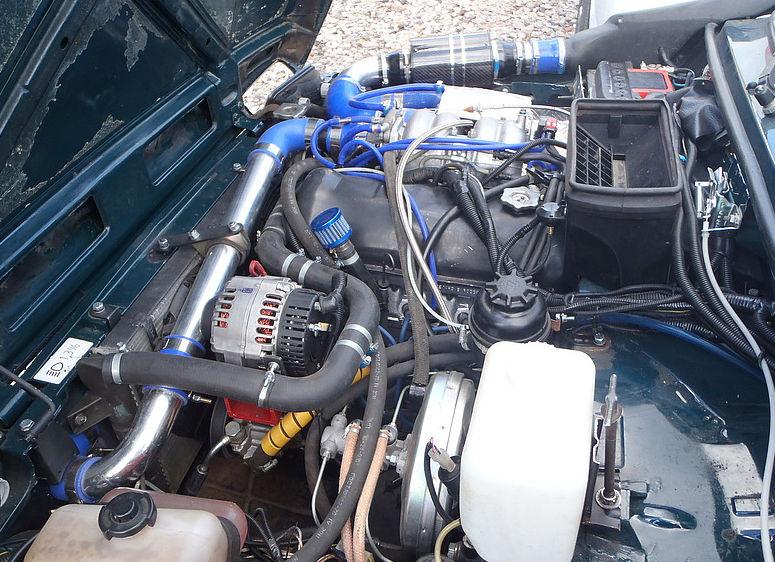 Нива 21213 двигатель своими руками