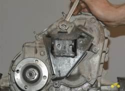 нива шевроле снятие передней крышки двигателя