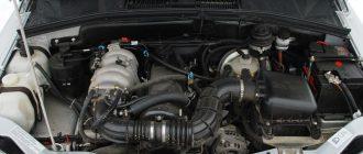 штатный двигатель Шевроле Нива