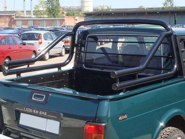 Багажник Нивы пикап